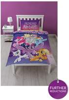 My Little Pony Movie Adventure Single Duvet Cover Set