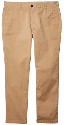 Paul Smith PS Stretch Cotton Mid Fit Chino (Khaki) Men's Casual Pants