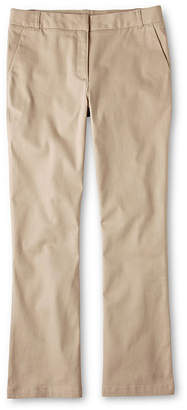 Izod Exclusive Girls Bootcut Flat Front Pant