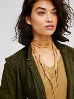 Chan Luu Diamond Embellished Neck Tie by at Free People