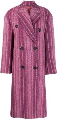 Acne Studios Oversized Buttoned Coat