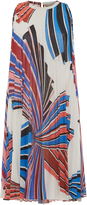 Emilio Pucci Accordion Mini Dress