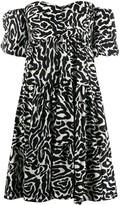 Pinko Animal Print Dress