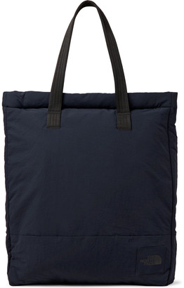 The North Face City Voyager Logo-Appliqued Nylon Tote Bag