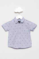 Mayoral Short Sleeve Paradise Shirt
