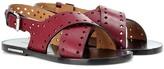 Etoile Isabel Marant Jerys Leather Sandals