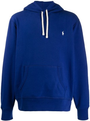 Polo Ralph Lauren logo embroidery hoodie