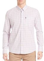 Barbour Patrick Cotton Sportshirt