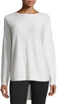 Elie Tahari Pasha Oversized Cashmere Sweater