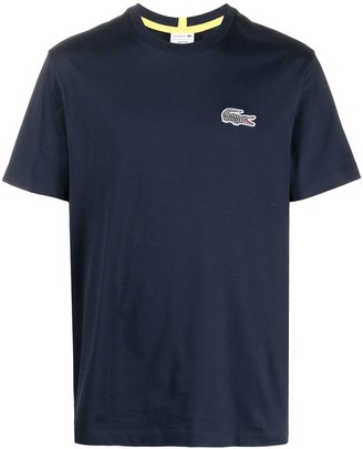 Lacoste embroidered logo T-shirt