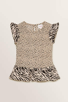 Seed Heritage Spliced Animal Top