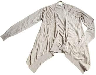 Michael Kors Beige Cashmere Knitwear