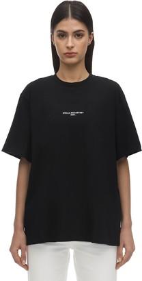 Stella McCartney Stella 2001 Print Cotton Jersey T-shirt