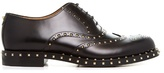 Valentino Soul Rockstud leather brogues