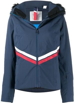 Rossignol Faux Fur-Trimmed Ski Jacket