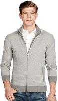 Polo Ralph Lauren Merino Wool Full-Zip Sweater