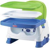 Fisher-Price Healthy Care Deluxe Booster - Blue/Green/Grey