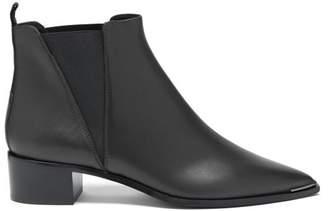Acne Studios Jensen Leather Chelsea Boot - Womens - Black