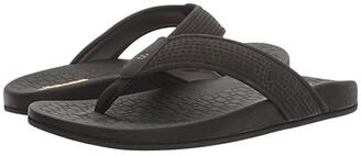 Skechers Relaxed Fit Pelem-Emiro (Black) Men's Shoes