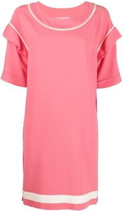 Moschino oversized T-shirt dress