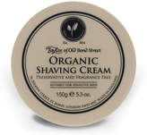 Taylor of Old Bond Street Shaving Cream Bowl Organic (150g)