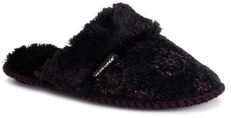 Muk Luks Cindy Faux Fur Cuff Slipper