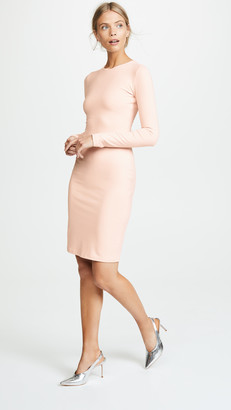 Susana Monaco Emma Long Sleeve Dress