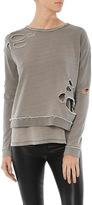 Generation Love Viola Vintage Double Layer Sweatshirt