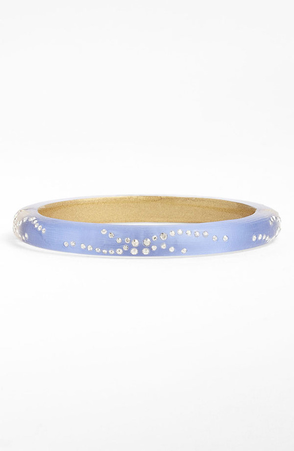 Alexis Bittar 'Lucite - Dust' Small Hinged Bracelet (Nordstrom Exclusive)