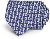 Salvatore Ferragamo Monkey With A Ball Classic Tie
