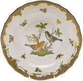 Herend Rothschild Bird Dessert Plate - Motif 05