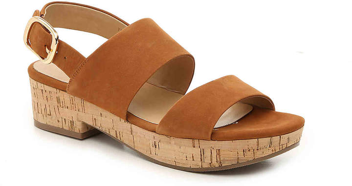 46222d8de4 Vaneli Cork Sandal - ShopStyle