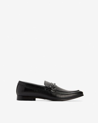 Express Leather Slip-On Loafer Dress Shoe