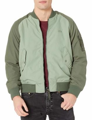 Lacoste Men's Reversible Bomber Jacket