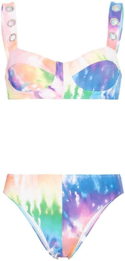 cabf60eb480 Tie Dye Bikini - ShopStyle