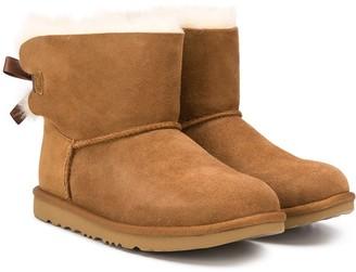 Ugg Kids TEEN mini Bailey bow boots