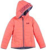 Under Armour Girls' Toddler UA Feature Puffer Jacket