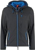 Superdry Outdoor Jacket Black/denby Blue