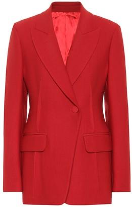 Joseph Sampson tailored wool-blend blazer