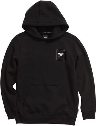 Vans Kids' Box Back Logo Hooded Sweatshirt