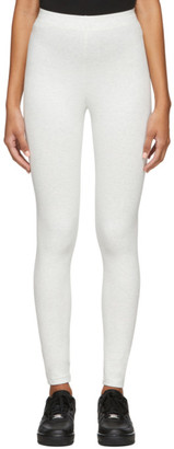 Gil Rodriguez Grey Benton Leggings
