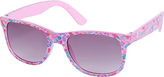 Accessorize Tropical Butterfly Wayfarer Sunglasses
