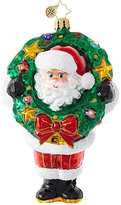 Christopher Radko Holly In One Ornament