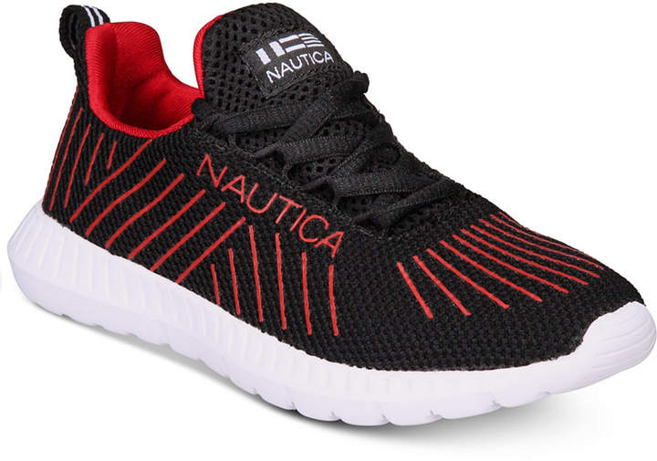 Nautica (ノーティカ) - Nautica Little & Big Boys Booking Athletic Sneakers