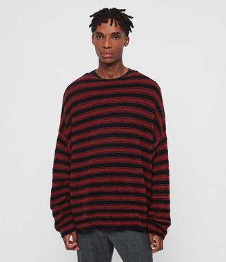 AllSaints Rivven Crew Sweater