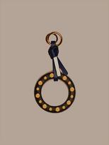 Diane von Furstenberg Studded Circle Charm