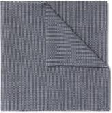 Oliver Spencer - Gower Woven Cotton Pocket Square