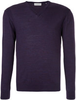 Cerruti V-neck jumper
