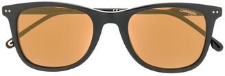 Carrera Rectangular Frame Sunglasses
