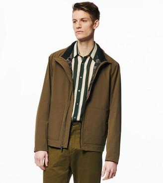 Marc New York   Final Sale Bowers Funnel Neck Jacket
